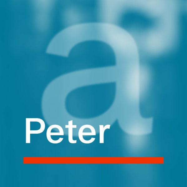 Font Peter